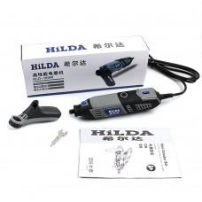 Hilda Mini Electric Drill Mini Grinder Grinding Machine Variable Speed Dremel Rotary Tool