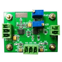 I/V Conversion Amplifier Board Photodiode Amplification Current Signal to Voltage Signal