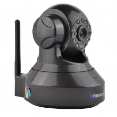 Vstarcam C7837WIP HD 720P Wifi IP Camera Wireless CCTV Two Way Audio P2P Security Cam Support 64G SD Card Black