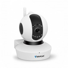 VStarcam D23 720P Remote Control Wireless IP Camera Night Vision Infared Wifi CCTV Network Cam