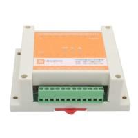 Modbus RTU Protocal 8 in 8 out Controller RS485 Module Remote IO DA PLC Extension Module