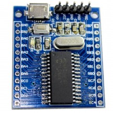 PIC16F72 Minim System Development Board USB Interface for Arduino DIY