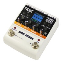 Electronic NUX Guitar Mod Force Effectors Pedals 12 Multi Modulation Color Screen Musical Instrument Parts