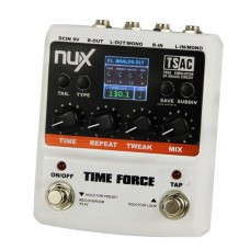 NUX Time Force Multi Digital Delay Effects Electric Guitar Effects Pedal Tuner for Musical Instrument