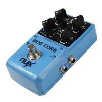 NUX MOD Core Guitar Effect Pedal 8 Modulation Effects Preset Tone Lock High Quality Guitarra Pedal