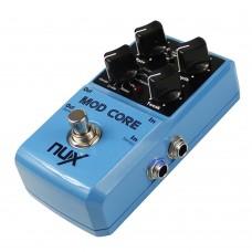 NUX MOD Core Guitar Effect Pedal 8 Modulation Effects Preset Tone Lock High Quality Guitarra Pedal