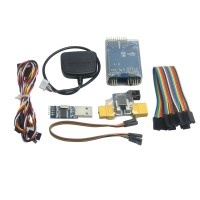 ARKBIRD Flight Controller+M8N GPS+Current Meter Integrate OSD Barometer for FPV Fixed-Wing RC Airplane
