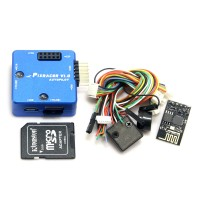 Mini Pixracer V1.0 Autopilot Xracer FMU V4 Flight Controller for FPV Quadcopter Multicopter-Blue