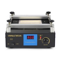 YIHUA 853A Lead-Free Preheat Rework Station Motherboard BGA Preheating Soldering Station for SMT Rework Repair
