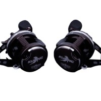 Left-Hand Lure Fishing Reel Super Strong Pull Tornado Drum 10+1 Bearing Fishing Tackle 3000 Series