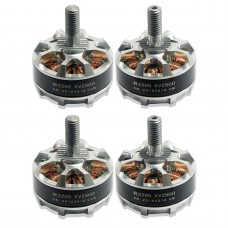 Sunnysky R2205 2500KV Brushless Motor CW CCW for FPV Racing Quadcopter Drone Multicopter 2Pair