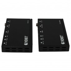 HDBaseT HDMI Extender over Cat6 70m IR Control Support 4Kx2K HBT-E70S
