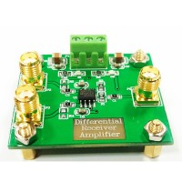 AD8130 Differential Receiving Amplifier Module High CMRR Difference Signal to Single Signal for DIY