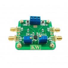 LM358 Dual Channel OP AMP Module CMRR 80dB Bandwidth 700KHz for DIY