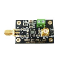 AD8307 RF Power Detector Module Logarithmic Amplifier DC 500MHz Antenna Power Test