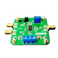 VCA821 Programmable Voltage Controlled Gain Amplifier Module for DIY Arduino