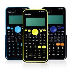 Deli DL-D82ES Scientific Functions Color Personality Calculator Graphic Display for Students Examination