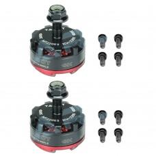 Tarot Mt2205ii 2300kv Brushless Motor Cw Ccw For Fpv