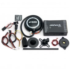 FPV Pixhack 2.8.4 Flight Controller 32Bit Open Source Based on Pixhawk+Ublox M8N GPS with Compass for Drone Quadcopter