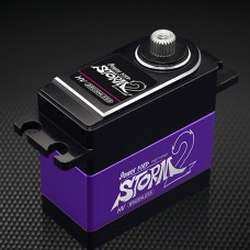 Power HD STORM-2 Brushless Digital Servo HV Compatible with FUTABA & SAVOX for RC Car