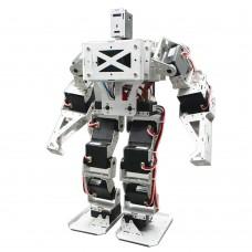 19DOF Biped Robot Humanoid Robot Full Kit for Combat Fighting Arduino DIY Robotics Assembled