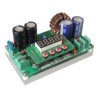 DC DC Step-Down Buck Module Adjustable Voltage Regulator Voltmeter Ammeter DKP6008