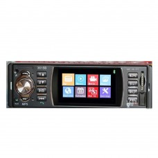 3.6 inch TFT Rear View Camera Car Audio Player Stereo Bluetooth 12V Autos Video MP5 AUX FM USB SD MMC YT-MP3615B