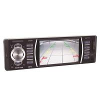 "Car Radio MP3 MP4 MP5 Player 3.6"" TFT Rear View Camera Car Audio 12V Auto Video AUX FM USB SD MMC Radios 3615R"