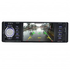 "Car MP5 Player 12V Rear View Camera 4.1"" TFT HD Stereo FM Radios MP3 MP4 Audio Video USB SD Car Electronics In-Dash"