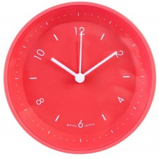 Stylepie Jelly Gravity Control Alarm Clock G-Sensor Clock Simple Cute Cute Noverty for Home Red