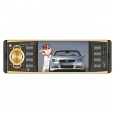 "4.1"" Car MP5 Player HD 1080P Bluetooth MP3 MP4 Radio FM Video Player Support Rear View Camera AUX Input 4019B"