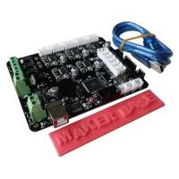 3D Printer Controller Motherboard MKS-BASE Development Board V1.4 Board RepRap Ramps1.4 Compatible