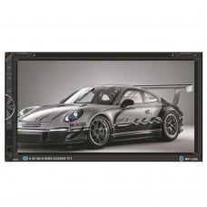 "7"" Car Radio DVD Player 2 Din MP4 MP5 Player Bluetooth V3.0 In-Dash Video USB SD MP4 FM AM Player 1269"