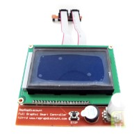 RAMPS1.4 LCD12864 Full Graphic Smart Controller LCD 12864 for RepRap 3D Printer