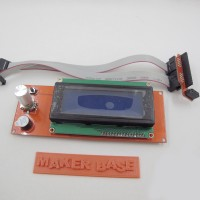 3D Printer Parts Reprap Smart Controller Display Reprap Ramps 1.4 2004 LCD LCD 2004 Control