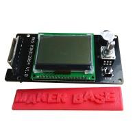 3D Printer Reprap LCD MKS MINI12864LCD 12864 Smart Display Reprapdiscount Controller Full Graphic for Motherboard