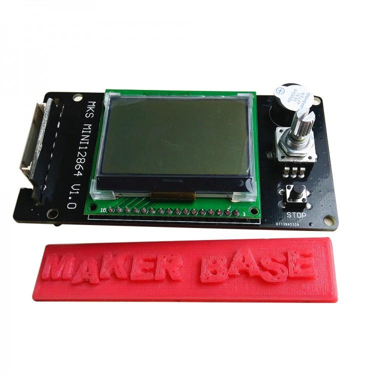 3D Printer Reprap LCD MKS MINI12864LCD 12864 Smart Display