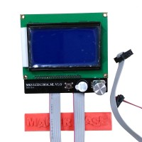 3D Printer Reprap Ramps1.4 MKS LCD 12864ML Controller Display Board DIY