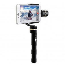 Feiyu G4 Pro 3 Axis Handheld Steady Gimbal Stablizer PTZ for iPhone Smartphone