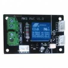 3D Printer Electronic Parts MKS PWC Controller Board+Button switch+3 Pin Male Dupont Cable Support Marlin Smoothieware