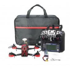 VR-007 FPV Goggles Eachine Falcon 250 4 Axis Quadcopter Flysky I6 2.4G Remote Control RTF