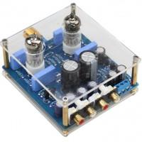 6J1 Electron Tube Power Amplifier Board AC12V-0-AC12V 15W Audio AMP for DIY