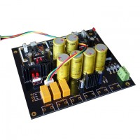 Imitation JC-2 Preamp Finished Board with 3bit Input Selector Original ZTX550 for Audio Amplifier