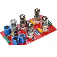 CARY 6N8P x 4 Electron Tubes Preamplifier Board AR Audio Power Amplifier DIY