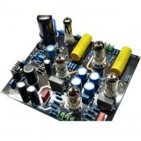 Tube Preamplifier Board 6Z4+6P6P+12AU7+12AX7+6N11 Audio Power Amplifier DIY CAT-SL1-1