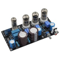 Marantz M7 HIFI 6N4X4 Tube Buffer Audio Preamplifier Pre AMP Board for DIY