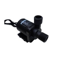 DC12V Mini Brushless Magnetic Hot Water Pump Waterproof Pump 600L/H ZC-T40
