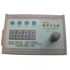 RCmf Stepper Motor Controller Pulse Generator Potentiometer Speed Governor for Motor