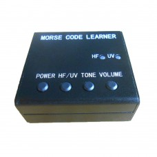 Morse Code Learner Trainer Shortwave Radio Oscillator Telegraph Learning Radio Station