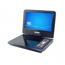 "9.0"" Portable DVD VCD EVD Player TV VCD CD MP3 MP4 FM Radio GAME Mobile TV Support USB SD"